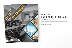 Magazine Template 31