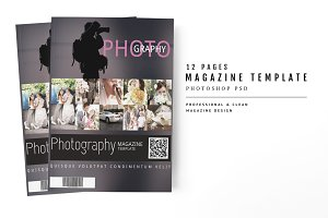 Magazine Template 36
