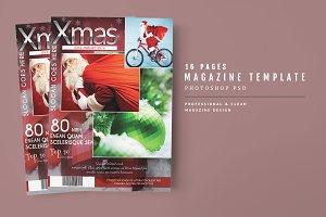 Magazine Template 38