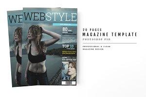 Magazine Template 44