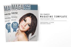 Magazine Template 48