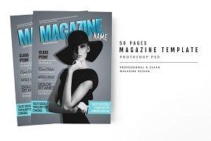 Magazine Template 49