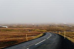 The open Road (Iceland Roadtrip)