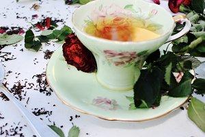 Bone China Tea