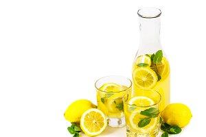 Lemon Lemonade Drink
