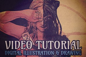 Video Tutorial: Digital Illustration