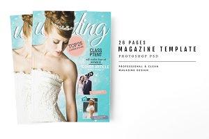 Magazine Template 51