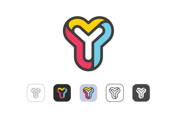Simple Y Logo