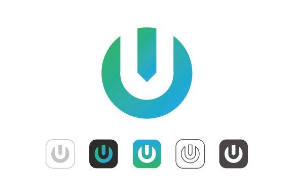 Simple U Power Logo