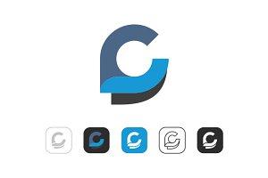 Simple C Logo