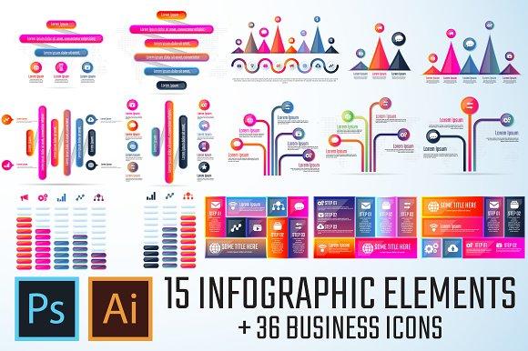 Infographics Template Vol.20