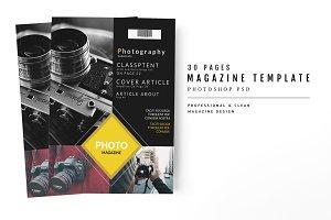 Magazine Template 59