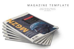 Magazine Template 60