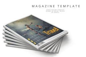 Magazine Template 61