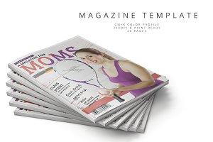 Magazine Template 63