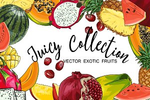 Juicy Vector Collection