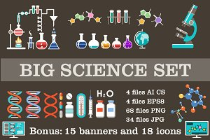 Big science set