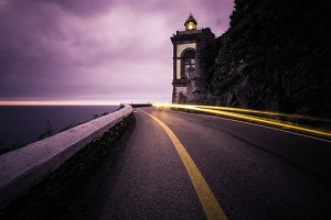 Road to the lighthouse