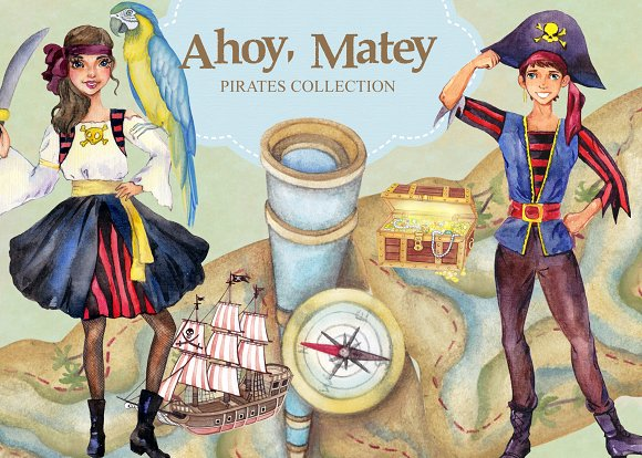 The Pirates Clipart Images
