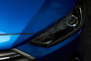 Elegant car headlight