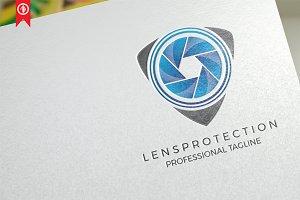 Lens Protection / Shield - Logo
