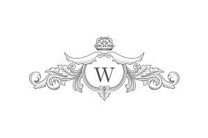 Wonderwall - Letter W Logo