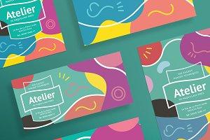 Flyers | Atelier