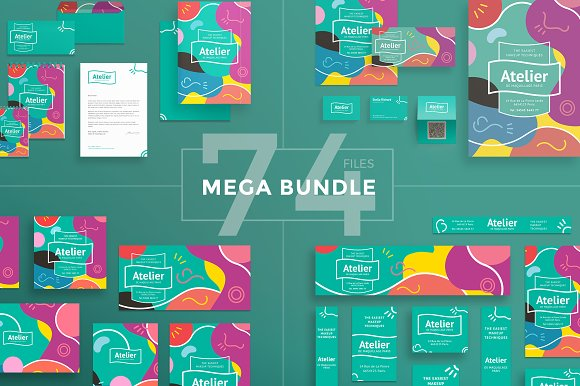 Mega Bundle Atelier