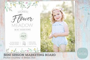 IG016 Mini Session Marketing Board