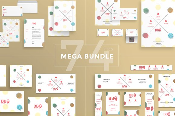 Mega Bundle BBQ Party