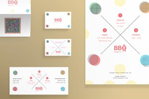 Print Pack | BBQ Party