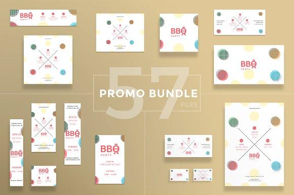 Promo Bundle | BBQ Party
