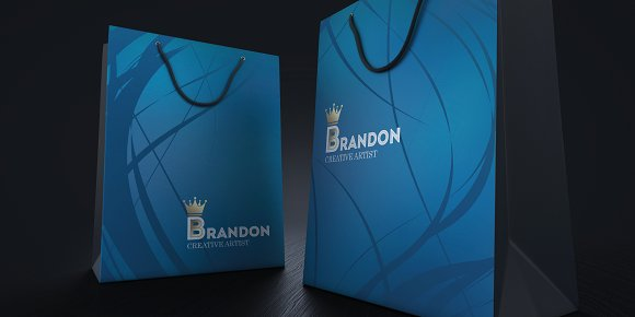 Brandon Corporate Identity in Stationery Templates - product preview 5