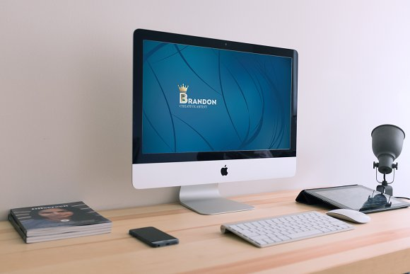 Brandon Corporate Identity in Stationery Templates - product preview 7