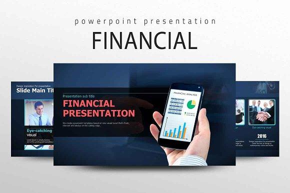 Financial Presentation