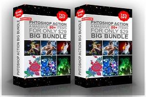 Photoshop Action Big Bundle