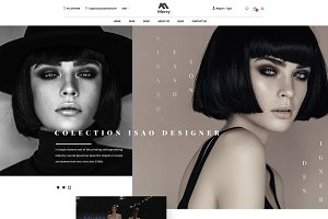 Mercy - Stunning eCommerce PSD
