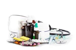 A variety of medicine