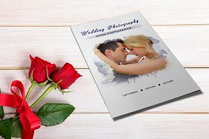 Wedding Photography Brochure-V738