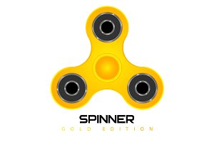 children's toy - SPINNER