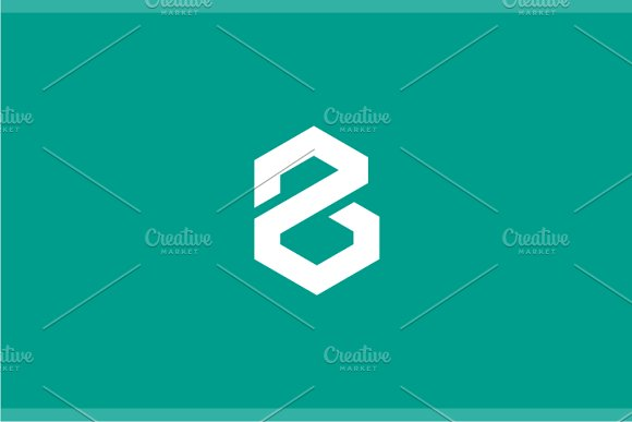 Brand Letter B Logo