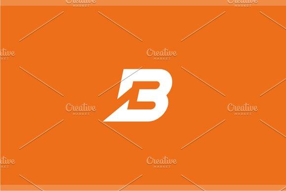 Beat - Letter B Logo