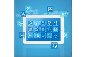 Gadget Concept App Service.