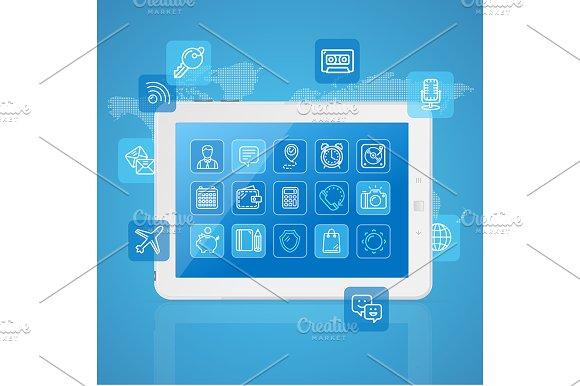 Gadget Concept App Service