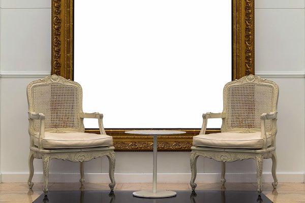 Interior gallery concept