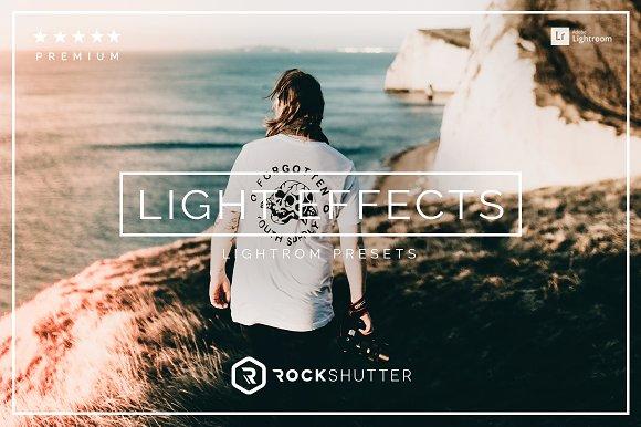 Light Effects Lightroom Presets