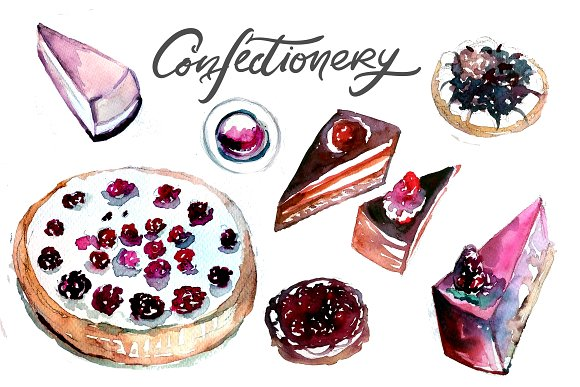 Confectionery Design Kit