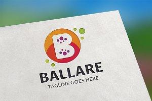 Ballare (Letter B) Logo