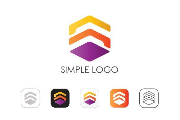 Minimal S Logo