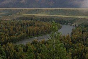 Grand Teton Sunrise 2
